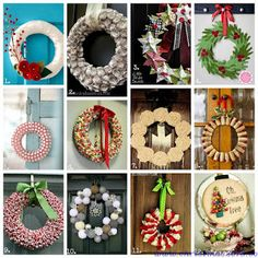 High Resolution Image: Home Design Ideas Christmas Wreath Ideas 100 Christmas Crafts And Desserts Chase The Star. Primitive Christmas, Christmas Mom, Christmas Crafts For Kids, Christmas Baubles, Xmas Crafts, All Things Christmas, Diy Crafts For Kids, Christmas Wreaths, Christmas Decorations