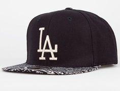 "Strapback Saturdays: MLB x AMERICAN NEEDLE ""LA Dodgers Ancestor"" Strapback Cap"