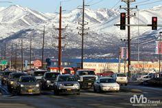 Anchorage, Alaska, USA | dMb Travel - Travel with davidMbyrne.com