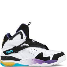 CONS Aerojam white/black