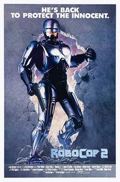 A fantastic poster from the movie Robocop He's back to protect the innocent. An original published in Fully licensed. Need Poster Mounts. Sci Fi Movies, Action Movies, Good Movies, Awesome Movies, Fantasy Movies, Pet Sematary, Robocop 2, Peter Weller, Movie Poster Art