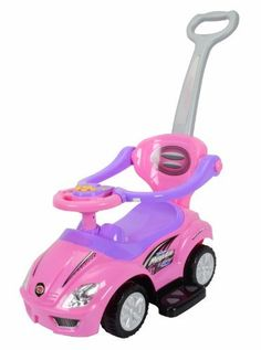Best Ride on Cars 3 in 1 Push Car, Pink, http://www.amazon.com/dp/B00IXO5KK0/ref=cm_sw_r_pi_awdm_VoWnub0XY72BH