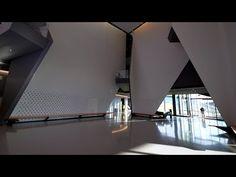 Il nuovo Museo americano dei Giochi Olimpici e Paralimpici Diller Scofidio + Renfro