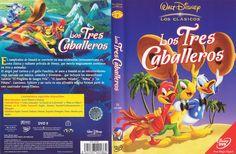DVD - Los Tres Caballeros - Clásico N° 7