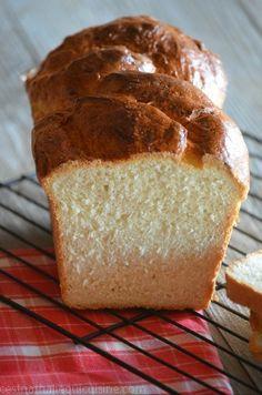 Le pain de mie au yaourt Brioche Map, Beignets, Yogurt, Bread, Desserts, Commerce, Blog, Kitchenaid, Pizza