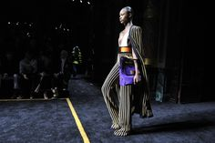 Accessory of the Day: @Balmain Fall 2015,new dimensions of clutches