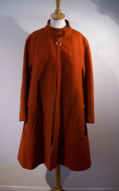 1960s Mary Quant coat - Ginger Group