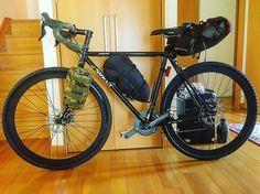 All things Straggler Surly Straggler, Surly Bike, Cargo Bike, Touring Bike, Bicycling, Guns, Survival, Hiking, Camping