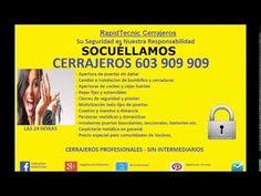 Cerrajeros Socuéllamos 603 909 909