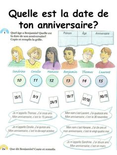 Learn French the Easy Way French Flashcards, French Worksheets, French Language Lessons, French Lessons, French Teacher, Teaching French, High School French, Learn To Speak French, Learn Another Language
