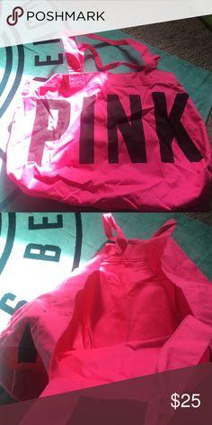 Pink shoulder bag Shoulder bag PINK Victoria's Secret Bags Shoulder Bags