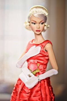 Poppy Parker.... I love this doll, she reminds me of Sandra Dee