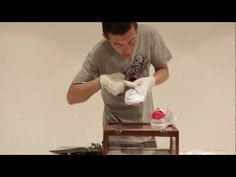What a dumbass… Edison Chen: How to Customize Your Own NIKE CLOT Tennis Classic AC TZ (Museum) Shoes @nike