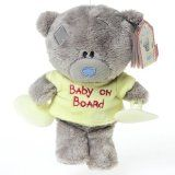 "medvídek ""Baby on Board"" do auta 15,90 €"