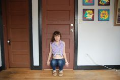 CUTE!! :: summertime splash collared buttondown tank by THESALTYFAWN on Etsy, $22.00