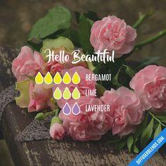 Hello Beautiful — Essential Oil Diffuser Blend