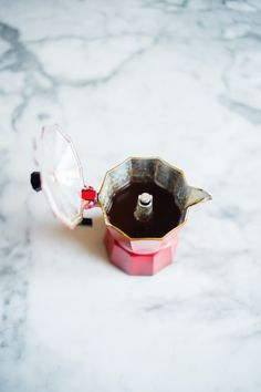 This Ivy House  - 365daysofcoffee:   the red bialetti Nikon df |...