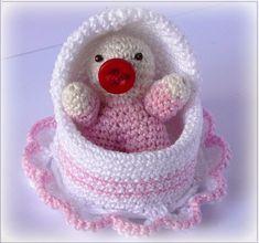 1070 Besten Baby Hägeln Bilder Auf Pinterest Crochet For Kids