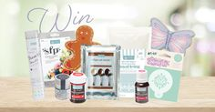 One lucky fan will win a fabulous collection of 36 popular cake decorating tools and ingredients from Squires Kitchen. The winner will be drawn on 1st February 2016.