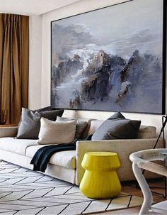 Extra Large Wall Art Abstract Painting Contemporary Art Blue Oil Painting Large Canvas Art Painting On Canvas Landscape Painting Art Large Canvas Art, Abstract Canvas, Blue Canvas, Blue Abstract, Canvas Artwork, Cheap Paintings, Art Paintings, Painting Art, Painting Abstract