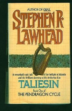 Taliesin (The Pendragon Cycle, Book 1) by Stephen R. Lawhead, http://www.amazon.com/dp/038070613X/ref=cm_sw_r_pi_dp_SQvjrb1Z9XXHH