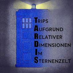 #DoctorWho #TARDIS #aufDeutsch Dr Who, Doctor Who, Tardis, Coding, Deutsch, Programming