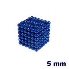 NeoCube Azul de 5 mm    http://www.regatron.es/neocube/neocube-azul-cubo-de-216-bolas-de-5-mm-de-diametro.html