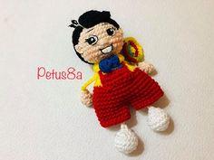 Vecindad del Chavo 8 - YouTube Gisele, Funny Kids, Bows, Christmas Ornaments, Holiday Decor, Disney, Make And Sell, Bears, Crochet Dolls