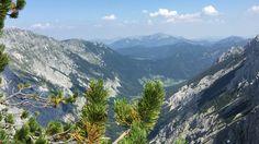Hochschwab-Tal Richtung Seewiesen
