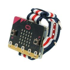 The Micro:Bit Watch Kit provides you with a fun introduction to coding and wearable technology. This kit contains everything you need to turn your BBC micro:bit into a cool looking wearable device. Futuristic Technology, Technology Design, Wearable Technology, Computer Technology, Technology Gadgets, Tech Gadgets, Diy Electronics, Consumer Electronics, E Textiles