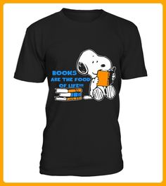Snoopy With Book - Comic shirts (*Partner-Link)