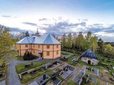 Kirkonmäki 15.5.2015 Places To Go, Mac, Cabin, House Styles, Home Decor, Decoration Home, Room Decor, Cabins, Cottage