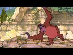 The Jungle Book - I Wanna Be Like You 1 part HD