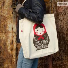 Przyłącz się do NAS i dumnie manifestuj swoją przynależność - na przykład poprzez noszenie tej torby!