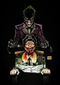 Joker #comic #DC #batman . For more images follow pyra2elcapo