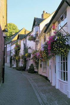 England    Hovis Tea Road Vertical