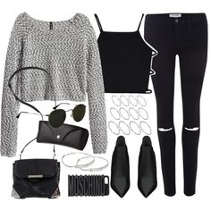 """""""Untitled #2574"""" by amylal on Polyvore"""