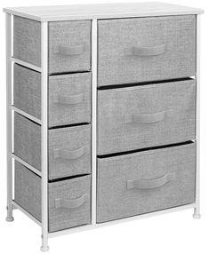 3-Tier Fruit Basket Stand – Sorbus Home 7 Drawer Dresser, Chest Dresser, 6 Drawer Chest, Chest Of Drawers, Fabric Drawers, Fabric Bins, Pull Out Drawers, Small Drawers, Freezer Storage