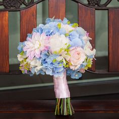 Beautiful pastel bouquet.  Amie Bone Flowers. Together forever photography