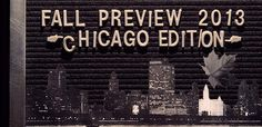 Twenty exciting restaurant, bar and brewery openings in Chicago in fall  2013 from Paul Kahan, Matthias Merges and more.
