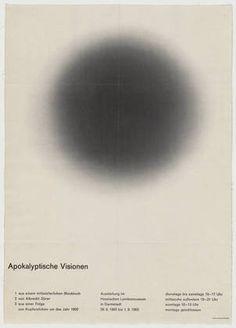 MoMA | The Collection | Fritz Fischer-Nosbisch. Apokalyptische Visionen. 1963