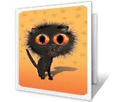 'Don't Be a Scaredy-cat' is one of thousands of American Greetings cards you can personalize, share, and send to your friends and family.