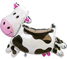 Cow Balloon at Simply Bovine