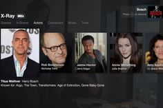Recently, Amazon announced that Fire TV built-in X-Ray search function. That allows user This allows users to pull up actor lists, character bios, trivia, soundtracks, and other details while watching videos from Amazon Instant.