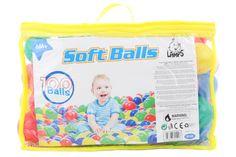 Míčky 6 cm - 100 ks Baby Shop, Diaper Bag, The 100, Lunch Box, Bags, Shopping, Handbags, Diaper Bags, Mothers Bag