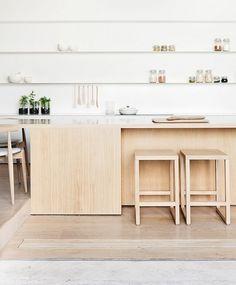 Beautiful kitchen | Inspiration déco | Une maison victorienne à Melbourne