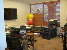 Boynton Beach Physical Therapy Room