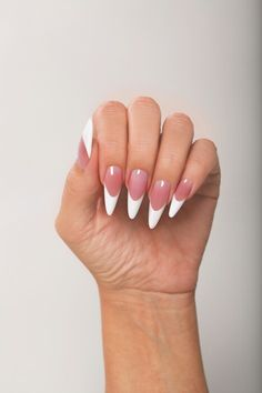 Perfect Almond Nails