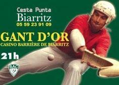 Site officiel de la Cesta Punta à Biarritz - pelote basque