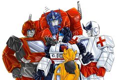 Autobots by mucun.deviantart.com on @deviantART
